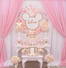 minnie mouse party ideas kara s party ideas pink floral minnie mouse birthday party