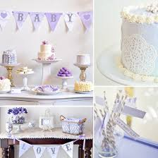 lavender baby shower decorations baby shower themes archives corner stork baby corner