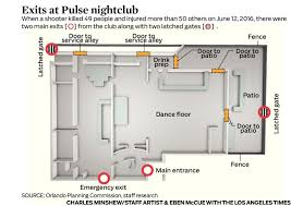 exits at pulse nightclub orlando sentinel