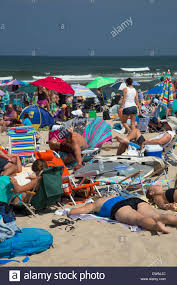 truro massachusetts the crowded head of the meadow beach in