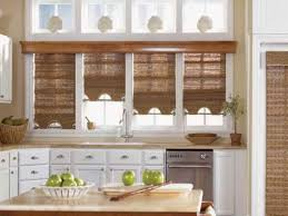 Kitchen Window Blinds And Shades Blinds Exciting Wood Blinds Home Depot Faux Wood Blinds Cheap 2