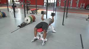 Crush Grip Dumbbell Bench Press 3 Reasons Why Softball Players Should Avoid The Bench Press Stack