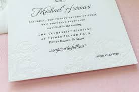 letterpress invitations floral letterpress wedding invitations miami florida wedding