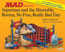 Bad Day Go Away A Book For Children Richmond Illustration Inc