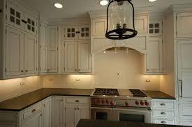 White Kitchen Brick Tiles - decorating glamorous tile backsplash ideas using gold tone also