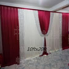 wedding backdrop prices wedding backdrop pleated swags bulk prices affordable wedding