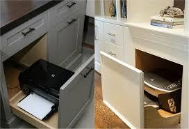 am agement de bureau maison aménagement bureau maison meuble de rangement en gris taupe et