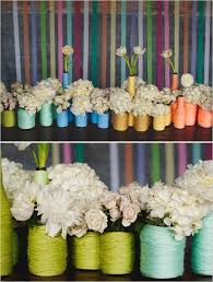 Rainbow Centerpiece Ideas by 39 Best Rainbow Wedding Ideas Images On Pinterest Marriage