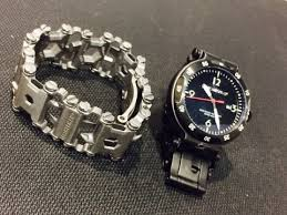 thread bracelet multi tool images Leatherman tread a multi tool bracelet that 39 s legit shot show jpg