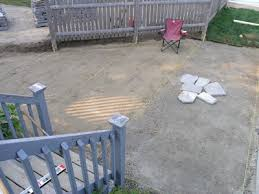 Gravel Calculator For Patio Dover Projects How To Build A Stone Patio