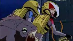 jonny quest jessie bannon in diving gear from the real adventures of jonny