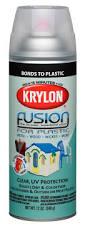 krylon fusion for plastic clear gloss walmart com