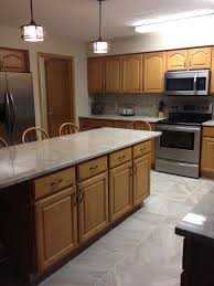 It Kitchen Cabinets Granite Countertop Bianco Romano We Love It Kitchen Remodel