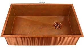 EcoFriendly Kitchen Sinks  Nifty Homestead - Copper kitchen sink reviews