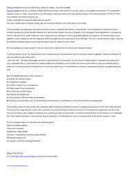 Resume Maker Canada Cover Letter Resume Builder Service Canada Service Canada Resume