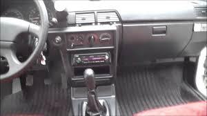 mitsubishi colt turbo interior mitsubishi lancer glx 1991 interior hd youtube