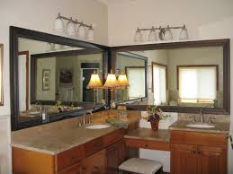 Bathroom Mirror Frame Kit Bathroom Mirror Frame Mirror Frame Kit Contemporary Frame