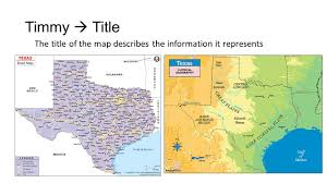 New Mexico On The Map Understanding Maps The Language Of Geography Steps To