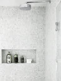 mosaic bathroom tile ideas best 25 white mosaic bathroom ideas on tiles pertaining to