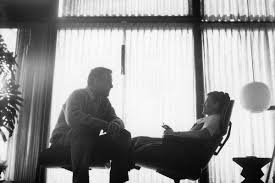 watch charles and ray eames debut their iconic lounge chair curbed
