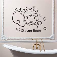 Bathroom Door Stickers Images Of Sliding Door Decals Woonv Com Handle Idea