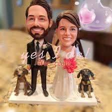 custom wedding toppers 5 tips of selecting right custom wedding cake toppers