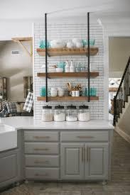 open shelves in kitchen ideas open shelving kitchen ideas kitchen open shelf unit