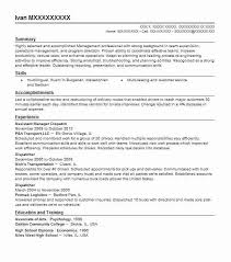 Pizza Delivery Driver Job Description For Resume by Best Transportation Assistant Manager Resume Example Livecareer