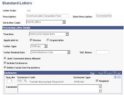 defining letter codes