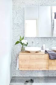 tiles subway tile half wall bathroom light grey wall tiles