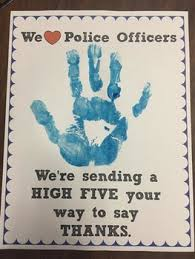 police week thank you wpd family support group ideas pinterest