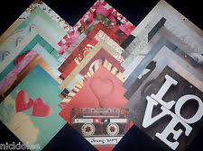 Colorbok Scrapbook 12x12 Scrapbook Paper Love Story Colorbok Wedding Date Engagement
