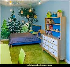 forest bedroom ideas decorating woodland theme forest bedroom