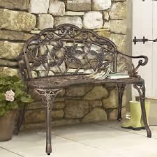 cast iron outdoor table cast iron garden furniture ebay