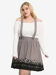the nightmare before simply meant to be suspender skirt