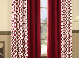 Red Eclipse Curtains Curtains Curtains Patio Door Thermal Curtains Uk Appealing