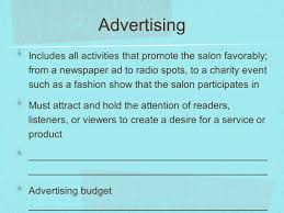 the salon business ch ppt video online download