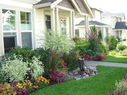 Small Front Garden Landscaping Ideas Sloping Gardens Sloping Garden Landscaping Ideas Garden