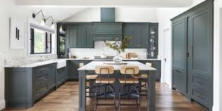 green kitchen cabinets with white island 15 best green kitchens ideas for green kitchen design