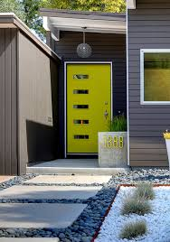 Modern Entry Doors by 10 Of The Prettiest Front Doors Front Doors Doors And Exterior