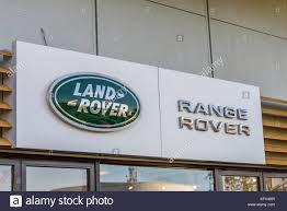 range rover logo land rover factory stock photos u0026 land rover factory stock images