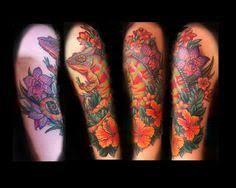 tree tattoo by sadie kennedy northern white pine rose gold u0027s