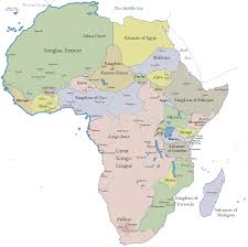 Population Map Of Africa an alternative africa where the black plague had almost