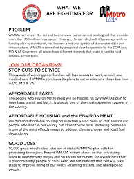 Wmata Map Metro by Win May 7 Action Washington Ethical Society