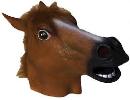 Horse Head Mask Meme - horse mask masks