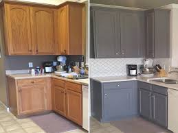 refinishing oak kitchen cabinets before and after updating oak kitchen cabinets before and after advertisingspace info