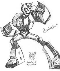transformers animated bumblebee by msmizzyflob10 on deviantart