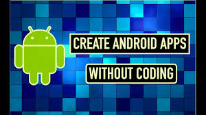 create an android app without coding offline and it u0027s free build