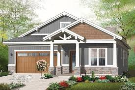 craftsman home design brown craftsman homes white brick wall painted house blue