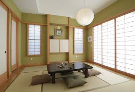 sleek and comfortable asian inspired living room ideas